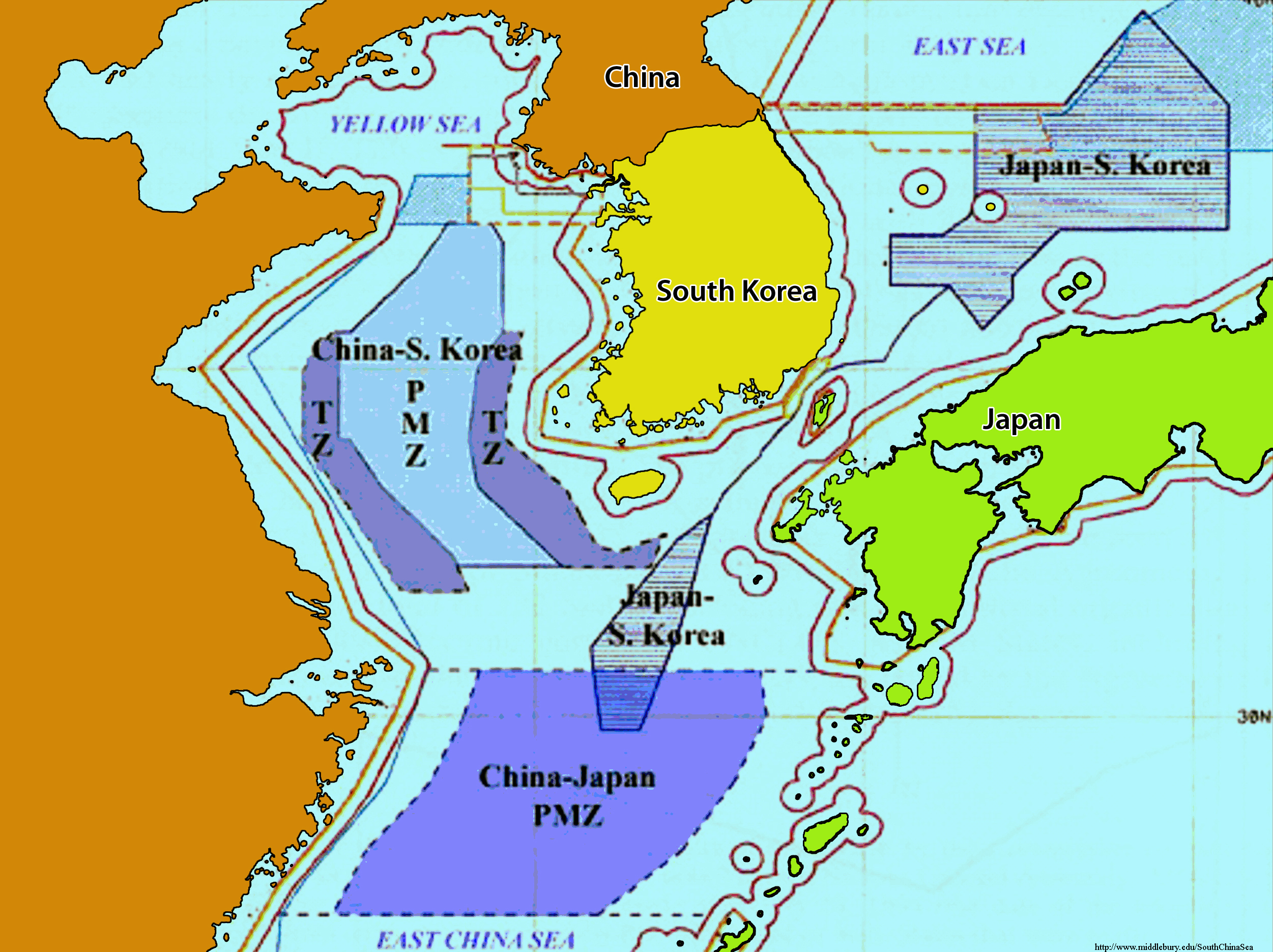 Legal And Political Maps The South China Sea - Japan map political