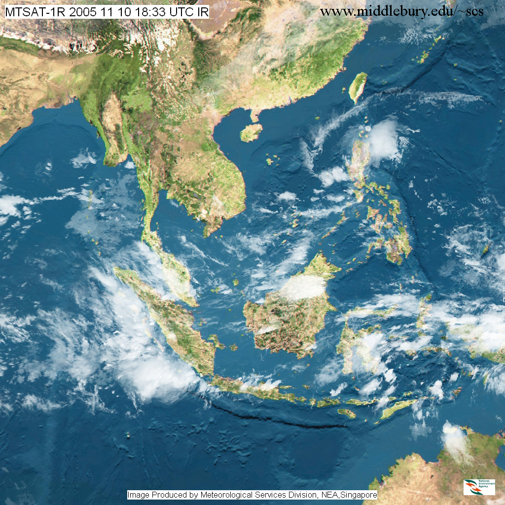 Maps Images Environment Geography The South China Sea - Latest maps satellite view